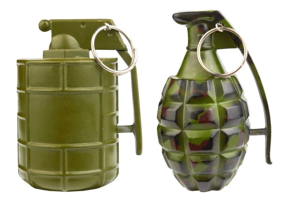 Fighting grenade