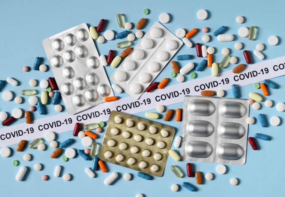 Drug treatment of virus COVID-19