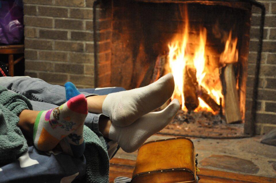 Feet Heat