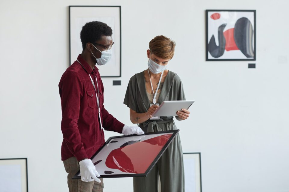 Planning Modern Art Gallery Post Pandemic