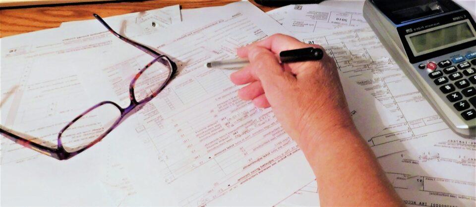 Tax Preparation!